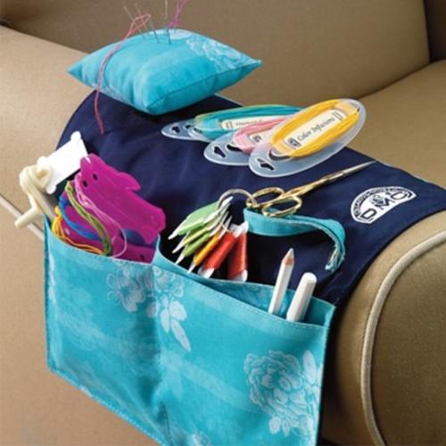 DMC Arm Chair Needlework Organizer-