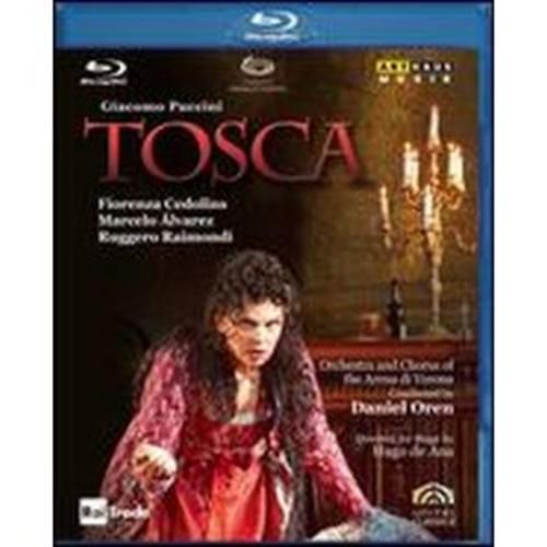 Tosca [Blu-ray] WSE 2/DHMA