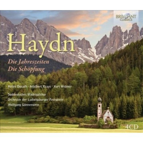 Haydn: Die Jahreszeiten; Die Schpfung [CD]