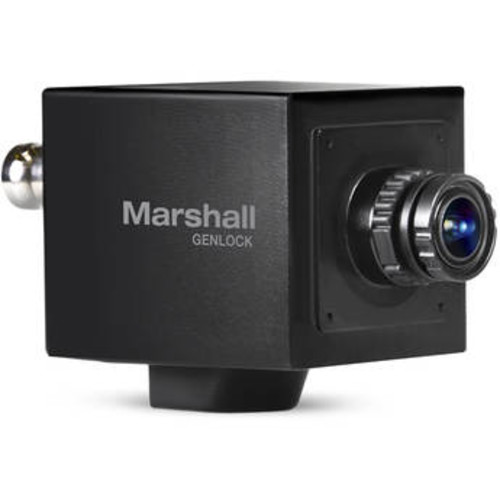 2.5MP 3G-SDI/HDMI Compact Broadcast Camera with Interchangeable 3.7mm Lens