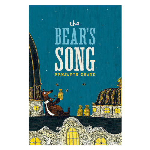 The Bear's Song by Chronicle Books