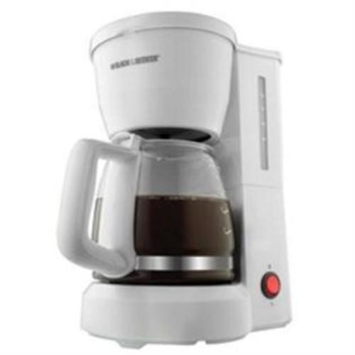 Applica BD 5c Coffee Maker GlsCrf Wht