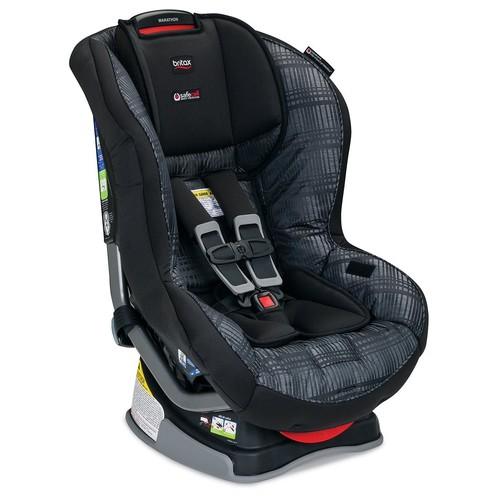 Britax Marathon G4.1 Convertible Car Seat - Domino [Domino]