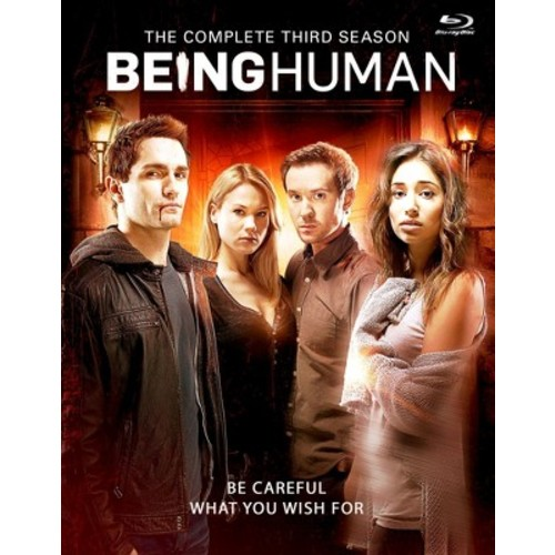 Being Human: The Complete Third Season [4 Discs] [Blu-ray]