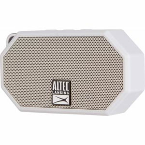 Altec Lansing Mini H20 Bluetooth Wireless Speaker - Black