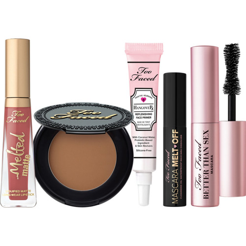 Online Only Too Faced Is My Life!