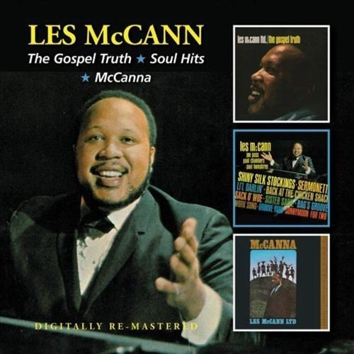 The Gospel Truth/Soul Hits/McCanna [CD]