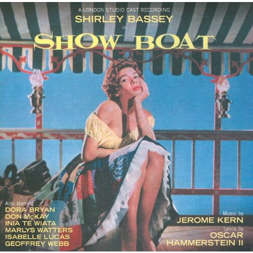 Show Boat [1959 London Studio Cast Recording] [CD]