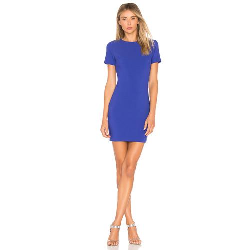 LIKELY Manhattan Dress in Ultramarine