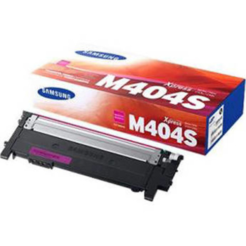Samsung CLT-M404S/XAA Toner Cartridge - Magenta