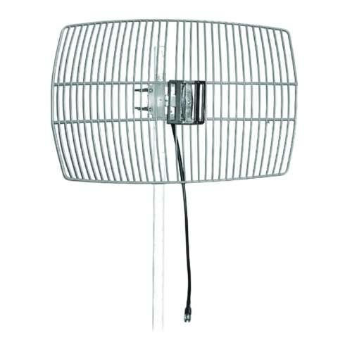 Turmode Grid Parabolic WiFi Antenna for 2.4GHz (WAG24243)