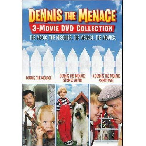 Dennis the Menace Collection: (Dennis the Menace / Dennis the Menace Strikes Again / A Dennis the Menace Christmas)