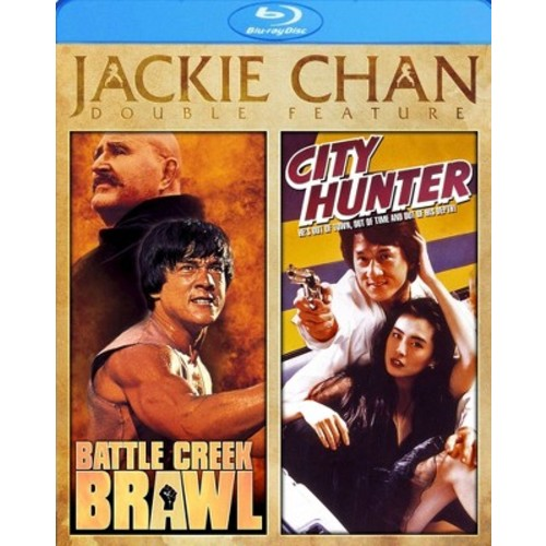 Jackie Chan Double Feature: Battle Creek Brawl/City Hunter [Blu-ray]