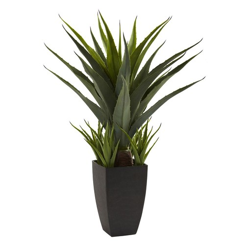nearly natural Artificial Agave Plant