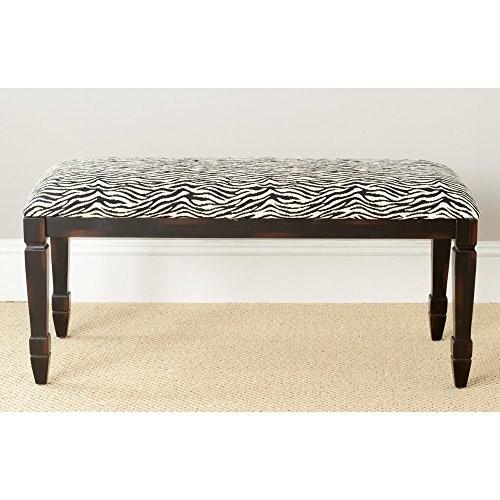 Safavieh Hannah End Table, Medium Oak