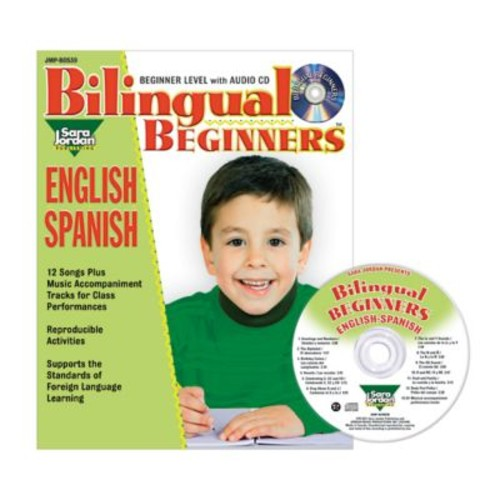 Bilingual Songs & Activities, Beginners, CD