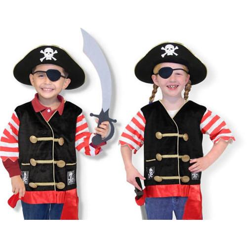 Melissa & Doug Pirate Role Play Set