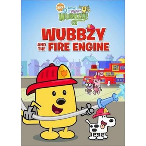 Wow! Wow! Wubbzy!: Wubbzy and the Fire Engine (dvd_video)