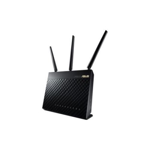 Asus RT-AC68U Dual-Band Wireless-AC1900 Gigabit Router RT-AC68U