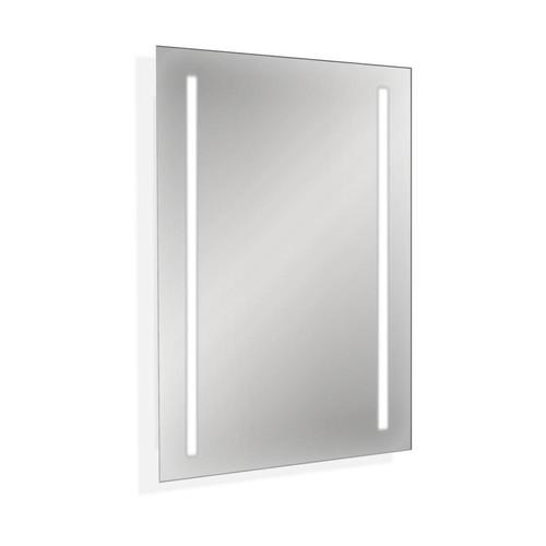 Capri 32 in. x 23.6 8 in. Backlit Wall Mounted LED Makeup or Vanity Mirror