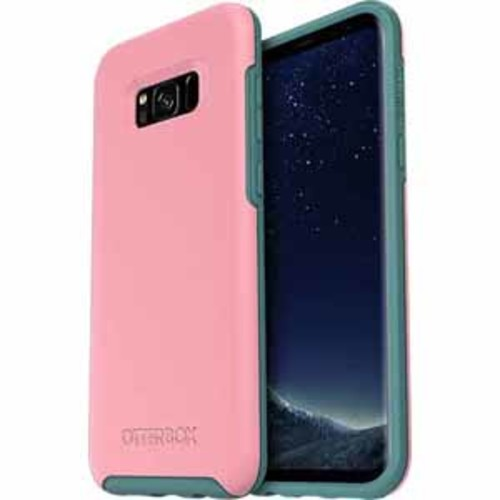 Otterbox Symmetry Clear Confidence Case for Samsung Galaxy S8 Plus - Prickly Pear