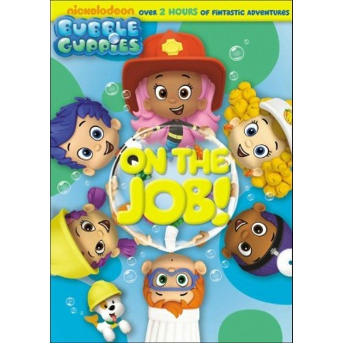 Bubble Guppies - On the Job DVD