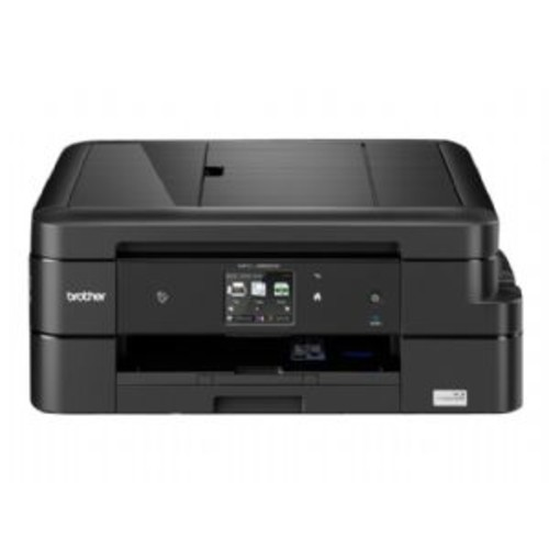 Brother INKvestment Work Smart MFC-J985DW XL - Multifunction printer - color - ink-jet - Legal (8.5 in x 14 in) (original) - Legal (media) - up to 6 ppm (copying) - up to 12 ppm (printing) - 100 sheet