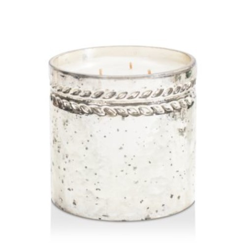 Silver Cedar 3-Wick Oversized Candle