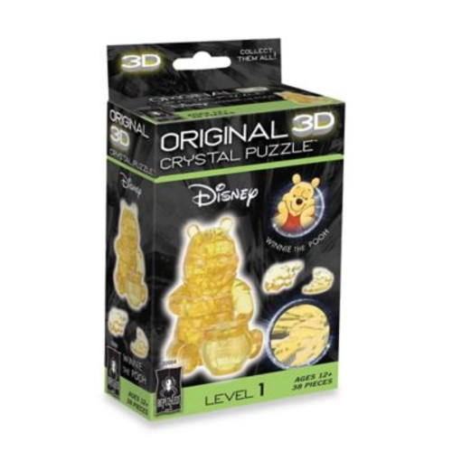 Disney Winnie the Pooh 38-Piece Original 3D Crystal Puzzle