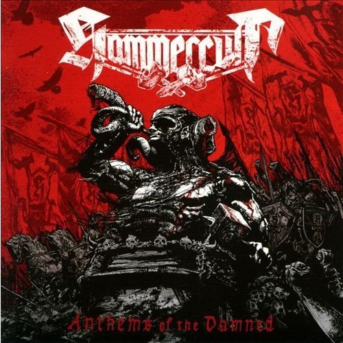 Anthems of the Damned [CD]
