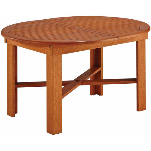 Home Styles Bai Hai Outdoor Oval Dining Table