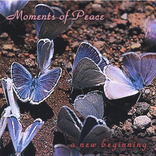 Moments of Peace: A New Beginning [CD]
