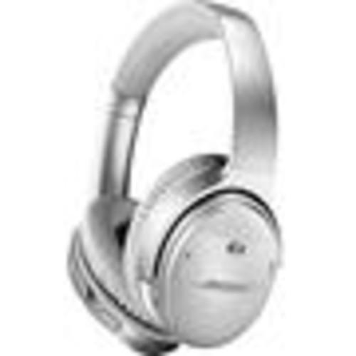 Bose QuietComfort 35 wireless headphones II (Silver)