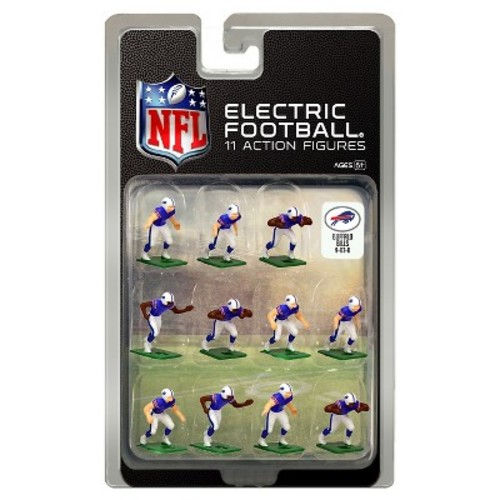 Tudor Games Buffalo Bills Dark Uniform NFL Action Figure Set