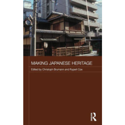 Making Japanese Heritage / Edition 1