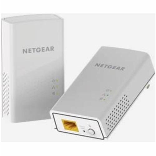 NETGEAR Powerline 1200, 1 Port - 1200 Mbps, 1 Gigabit Port