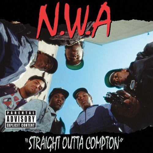 Straight Outta Compton [CD] [PA]