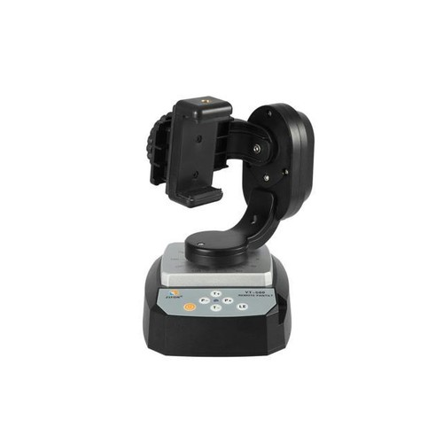 ZIFON YT-500 Automatic Rotating Remote Control Pan Tilt for Mirrorless Camera and Mobile Phone Video Photography black