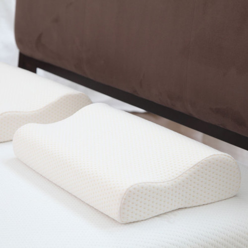 Windsor Home Deluxe Memory Foam Contour Pillow with Cover (Set of 2)