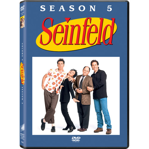 Seinfeld: The Complete 5th Season (DVD)