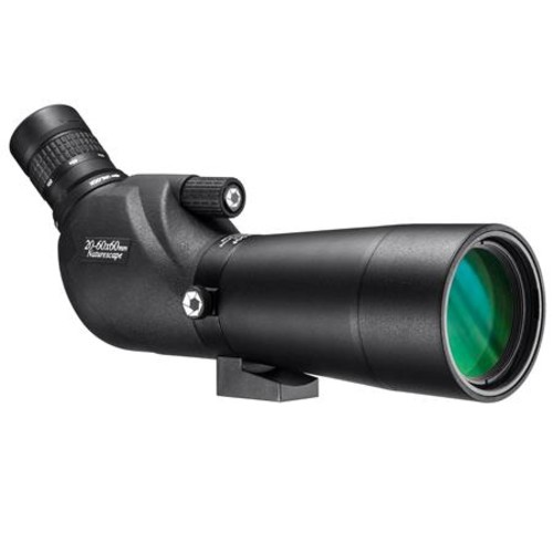 Barska 20-60x60 Naturescape Spotting Scope with Tripod, Black AD12684