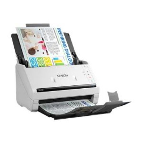 Epson DS-530 - Document scanner - Duplex - Legal - 600 dpi x 600 dpi - up to 35 ppm (mono) / up to 35 ppm (color) - ADF (50 sheets) - up to 4000 scans per day - USB 3.0