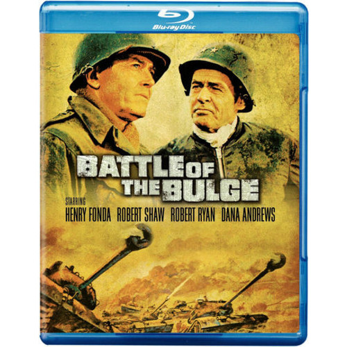 Battle Of The Bulge [blu-ray/ws-2.76/eng-sdh/eng/fr/lt-sp/sub] (Warner Home Video)