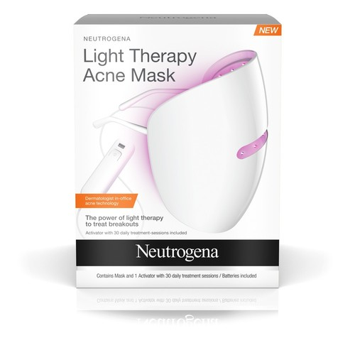 Neutrogena Light Therapy Acne Mask, 0.71 lb, 1 Count