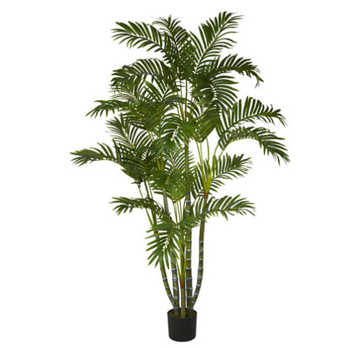 Nearly Natural 5-ft. Areca Silk Tree