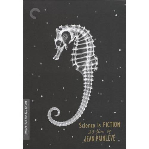 Science Is Fiction: 23 Films by Jean Painleve [Criterion Collection] [DVD]