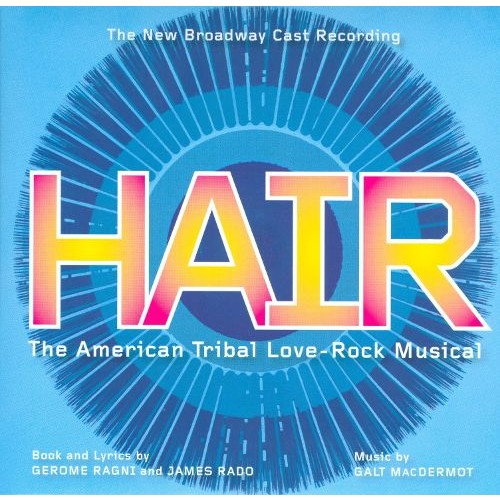 Hair [2009 Broadway Revival Cast] [CD]