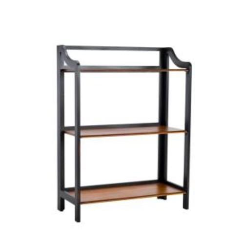 Safavieh James Java & Cappuccino Open Bookcase