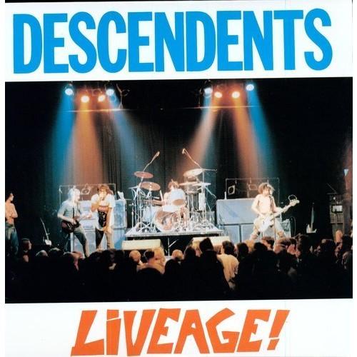 Liveage! [Vinyl]