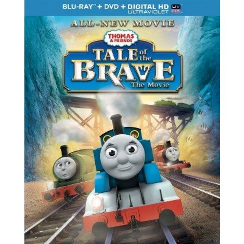 Thomas & Friends: Tale of the Brave Blu-Ray